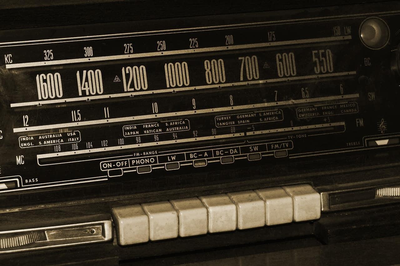 רדיו עם תדרים