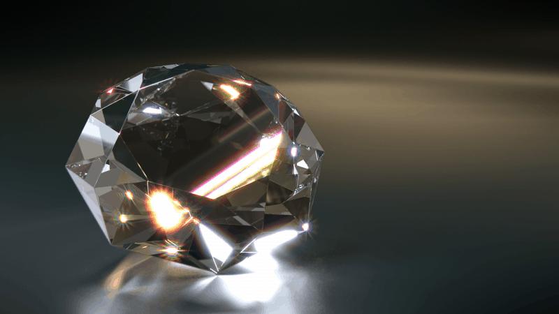 יהלום מלוטש