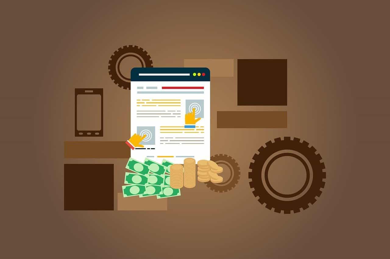 כסף ודף אינטרנטי
